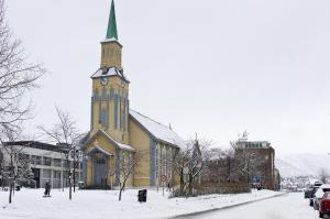 Tromso Cathedral, Northern Norway