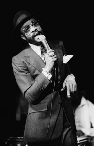 Billy Paul On Stage