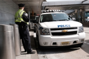 New York Airports Remain On High Alert After Brussels Terror Bombing