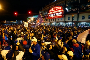 2016 World Series - Cleveland Indians v. Chicago Cubs: Game Five