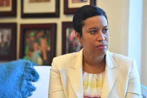 Kaya Henderson is stepping down as the District of Columbia's School Chancellor