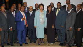 Prayer Breakfast Pastor Honorees