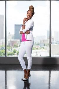 Le'Andria Johnson fashion