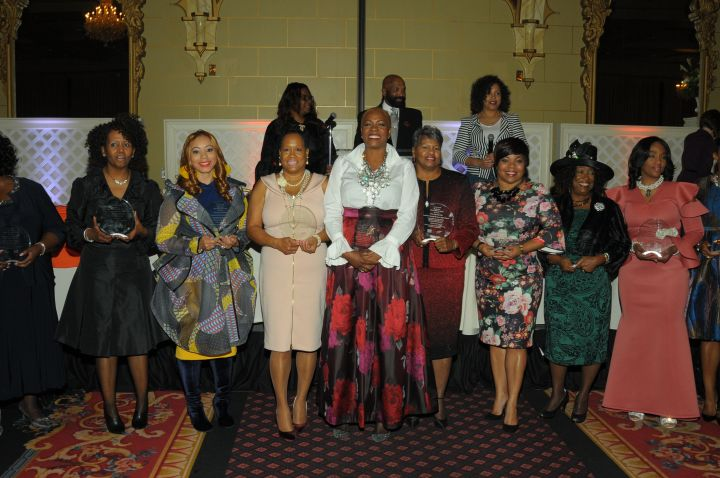 First Ladies Tea Honorees