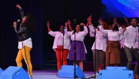 Kadesh At The 11th Annual Spirit Of Praise