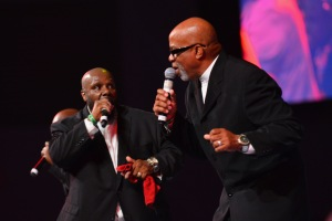 Southern Gospel Singers At The 11th Annual Spirit Of Praise