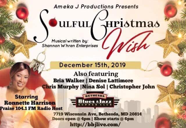 A Soulful Christmas Wish