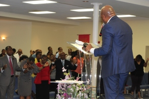 September Pastor of The Month