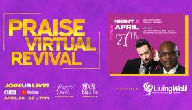 2021 Praise Spring Virtual Revival