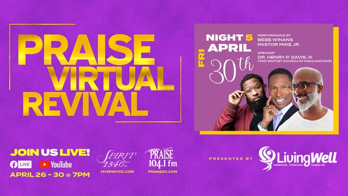 Praise Virtual Revival Spring 2021